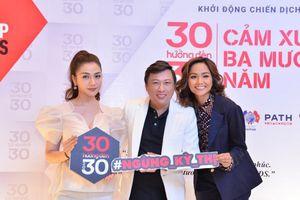 Hoa hậu H'Hen Niê đồng hành cùng chiến dịch ' Cảm xúc 30 năm'