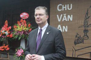 Đại sứ Mỹ: Thầy cô, học sinh Việt Nam truyền cảm hứng cho tôi
