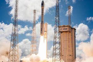 Tên lửa đẩy Vega gặp sự cố khi đưa vệ tinh lên quỹ đạo