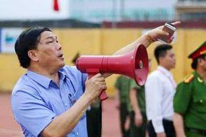 Bầu Đệ chia tay bóng đá Thanh Hóa: Đòn gió?