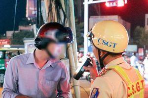 Cần Thơ: Phạt hơn 4.100 trường hợp vi phạm nồng độ cồn