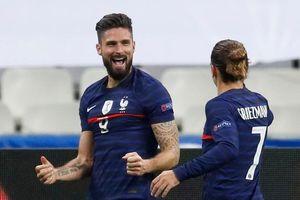 Tuyển Pháp tiễn Thụy Điển xuống hạng ở UEFA Nations League