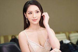 Hoa hậu Phùng Doanh Doanh phủ nhận hẹn hò cựu chủ tịch đài TVB
