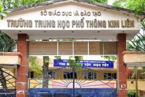 Thực hư 3 trường trung học ở Hà Nội có học phí 8 triệu đồng/tháng