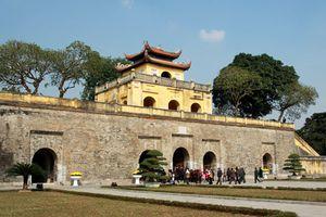 Hoàng thành Thăng Long - Hà Nội: Khẳng định vị thế di sản thế giới