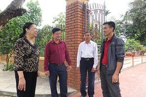 Gương sáng nữ Trưởng ban công tác mặt trận thôn Minh Kha