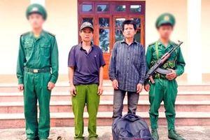 Điện Biên: Bắt giữ 2 đối tượng nhập cảnh trái phép