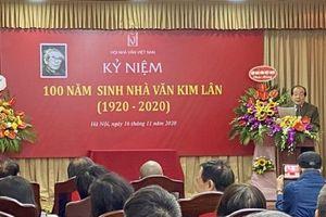 100 năm Ngày sinh nhà văn Kim Lân: Sống kỹ để viết