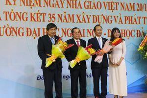 Trường ĐH Ngoại ngữ (ĐH Đà Nẵng) kỷ niệm 35 năm thành lập