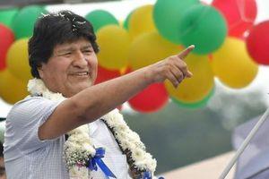 Tình hình Bolivia: Cựu Tổng thống Morales tiếp nhận lại cương vị lãnh đạo đảng cầm quyền