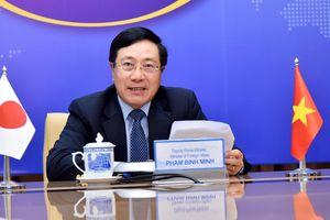 Phó Thủ tướng trao đổi với Thống đốc Gunma (Nhật Bản) về hỗ trợ công dân Việt Nam