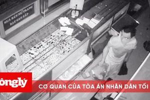 'Đột vòm' tiệm bạc, trộm tài sản trị giá hàng tỷ đồng