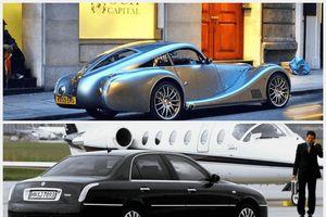 Những cặp xe hơi sở hữu bộ phận giống hệt nhau
