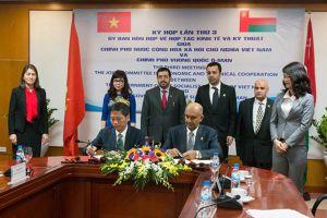 50 năm quốc khánh Oman: Việt Nam - Oman duy trì hợp tác toàn diện, tích cực