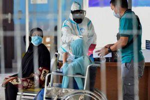 COVID-19 tại ASEAN hết 17/11: Myanmar lại tăng vọt ca nhiễm; Indonesia lỡ kế hoạch tiêm vaccine