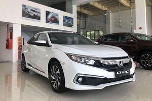 Bảng giá ôtô Honda tháng 11/2020: Ưu đãi lớn dành cho CR-V