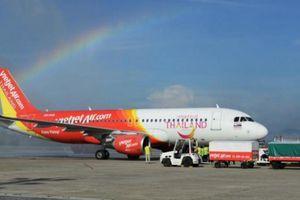 Giữa tâm dịch, Vietjet nhận tàu bay mới, tiếp tục mở rộng mạng bay tại Thái