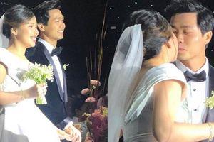 Nhân vật đặc biệt tiết lộ hình ảnh cực hiếm trong đám cưới Công Phượng