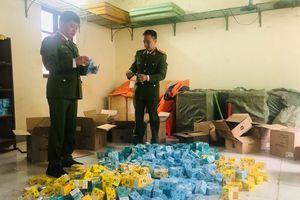 Bắt giữ số lượng lớn thuốc lá điện tử nhập lậu ở Lạng Sơn