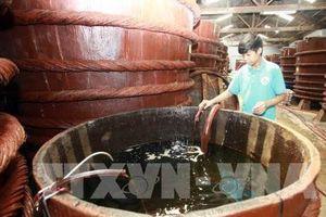 Nước mắm truyền thống Phú Quốc: Cần có phương án bảo vệ nguồn lợi cá cơm