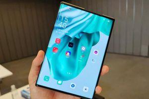 OPPO giới thiệu smartphone màn hình cuộn chưa từng có OPPO X 2021