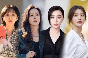Hội chị đẹp chưa chồng U40-50 Hàn Trung trẻ bất chấp thời gian: Thiếu nữ đôi mươi cũng phải ghen tị!