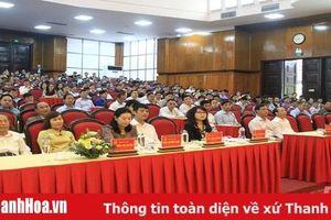 Học tập, quán triệt và triển khai thực hiện Nghị quyết Đại hội Đảng bộ Khối CQ&DN tỉnh Thanh Hóa