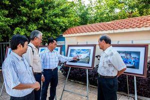 TX. Tân Châu: Khai mạc triển lãm ảnh nghệ thuật năm 2020