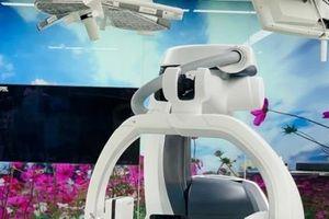 Robot Maizor trị giá gần 39 tỷ đồng 'đắp chiếu'?