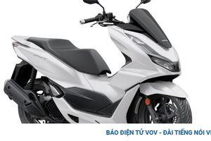 Honda PCX 125 2021 mạnh mẽ và an toàn hơn