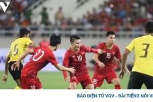 Malaysia tuyên bố 'đá đến cùng' ở vòng loại World Cup 2022