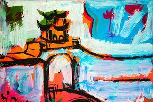 ''Truyện Kiều'' qua góc nhìn hội họa đương đại