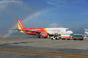 Vietjet nhận thêm tàu bay mới, tiếp tục mở rộng mạng bay tại Thái Lan