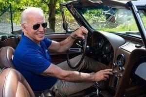 Thú chơi xe cổ của ông Joe Biden