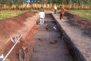 Thăm dò khảo cổ một số địa điểm tại Đồng Tháp