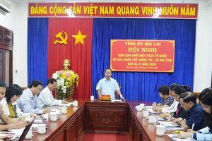 Gia Lai: Giao ban khối MTTQ và các đoàn thể chính trị -xã hội