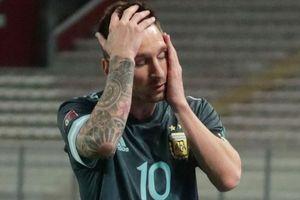 Messi đáp trả chỉ trích từ chú của Griezmann