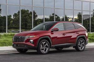 Hyundai Tucson 2022 được làm mới theo phong cách Đức