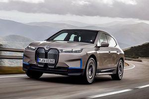 Chi tiết BMW iX 2022 - SUV điện thế hệ thứ 4 của hãng xe Đức