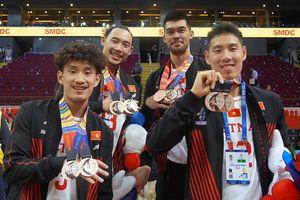 Dàn sao bóng rổ Việt kiều sau tấm HCĐ ở SEA Games