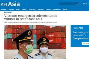 Báo quốc tế trầm trồ về kinh tế Việt Nam
