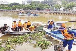 Giảm ô nhiễm nguồn nước lưu vực sông Sài Gòn