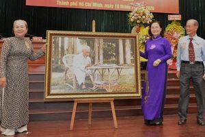 Kỷ niệm 20 năm thành lập và Đại hội đại biểu Cựu tù chính trị - tù binh TPHCM