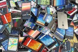 Vài con số giật mình về điện thoại thông minh
