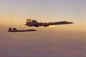 Chiêm ngưỡng tiêm kích 'siêu tốc độ' F-12 nhanh nhất thế giới của không quân Mỹ