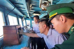 Nâng cao nhận thức về an ninh, an toàn đường ống dẫn khí cho ngư dân