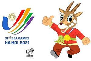 Sao La trở thành biểu tượng chính thức của SEA Games 31