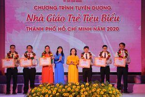 TPHCM tuyên dương 161 nhà giáo trẻ tiêu biểu