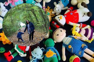 Mẹ Việt ở Anh làm 'thế giới đồ chơi handmade' sinh động cho con