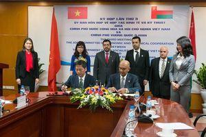 Đẩy mạnh kim ngạch thương mại song phương Việt Nam - Oman